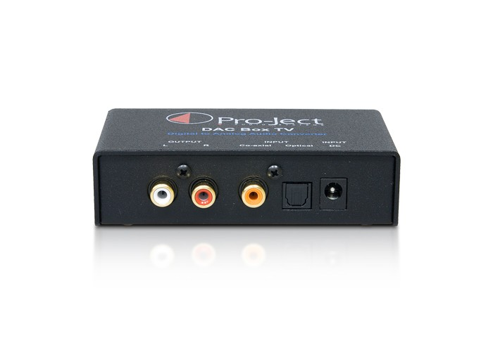 Prevodník z digital audio S/PDIF na analog audio